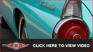 1955 Ford Thunderbird (SOLD)