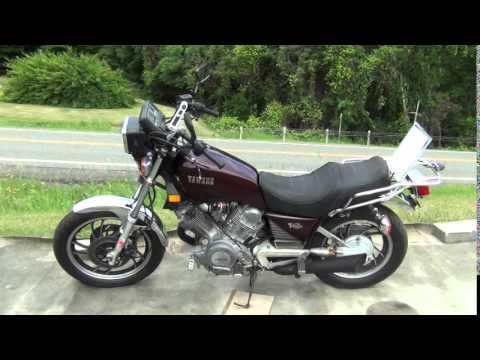 1982 Yamaha 920 Virago Test Drive