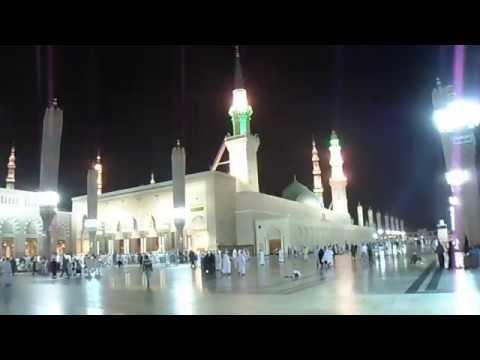 Азан в Медине