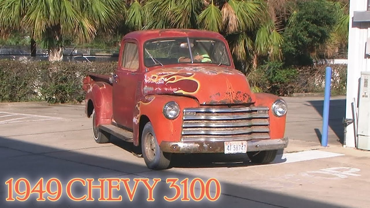 1949 Chevy 3100 Truck Parts Back To Life Youtube 1280x720