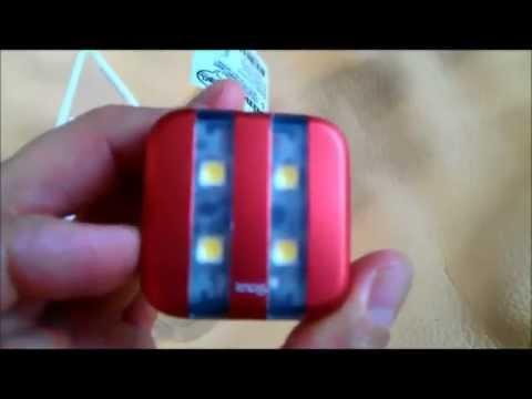 knog blinder 4 frontlicht rennrad led licht light usb scheinwerfer rad mtb bike xenon youtube. Black Bedroom Furniture Sets. Home Design Ideas