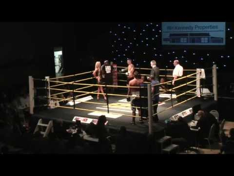 Black Flash Fight Night March 28th 2015 - Middleton Arena