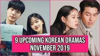 9 Upcoming Korean Dramas Release In November 2019