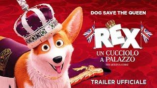 Rex - Un cucciolo a palazzo. Trailer italiano ufficiale [HD]