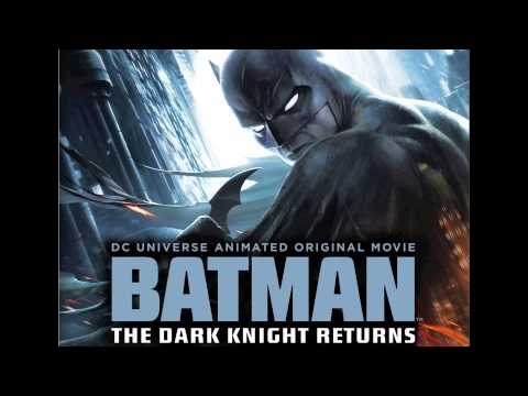 6. These Men Are Mine - Christopher Drake (Batman: The Dark Knight Returns OST)