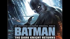 6. These Men Are Mine - Christopher Drake (Batman: The Dark Knight Returns OST)