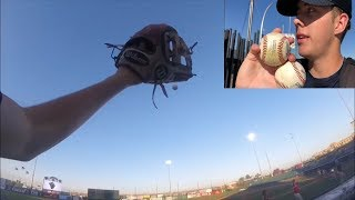 Tons of Baseballs at a Minor League Game! | Angels Vlogs Ep 31