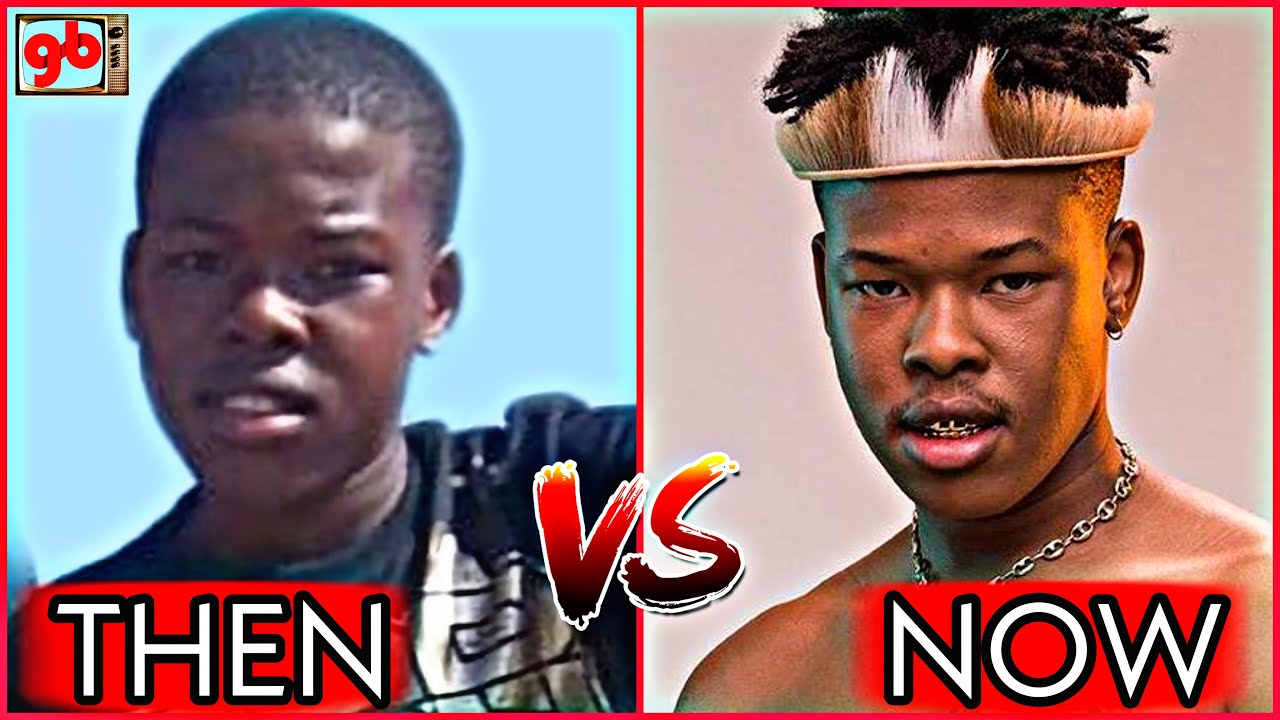South African Rappers Then VS Now