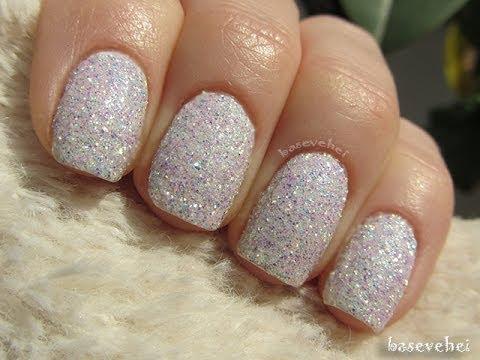 Diy How To Make Your Own Glitter Sand Nail Polish Jak Zrobić Brokatowy Lakier Basevehei