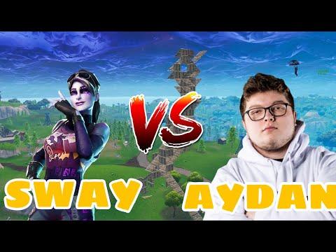 Faze Sway vs Ghost Aydan (best controller players 1v1)