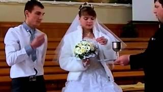 Венчание Эдуарда и Иванны (2) - Кременец, 2013