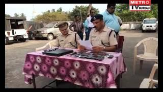 Paradip Police Arrested 2 Thieves From Satyabadi Block, Paradip : Metro TV Bureau