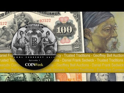 CoinWeek: Cool Currency! 2017 Episode 1 - 4K Video
