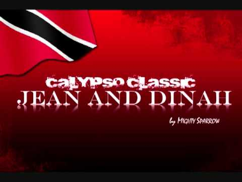 Jean & Dinah + 3 bouns Songs | Mighty Sparrow ( Granada / Trinidad & Tabago )