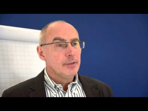 Prof. Drees beantwortet Fragen zum Studium Business Administration an der Fachhochschule Erfurt