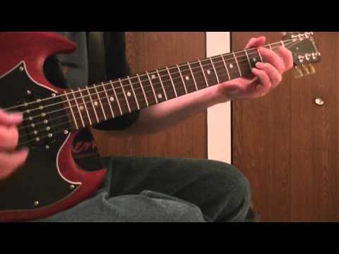 AC/DC-LOVE AT FIRST FEEL-RHYTHM GUITAR