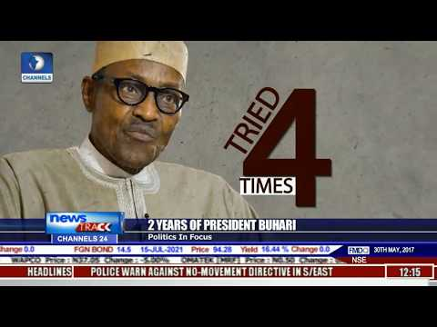Reviewing Nigerian Politics During 2 Years Of Pres Buhari Government