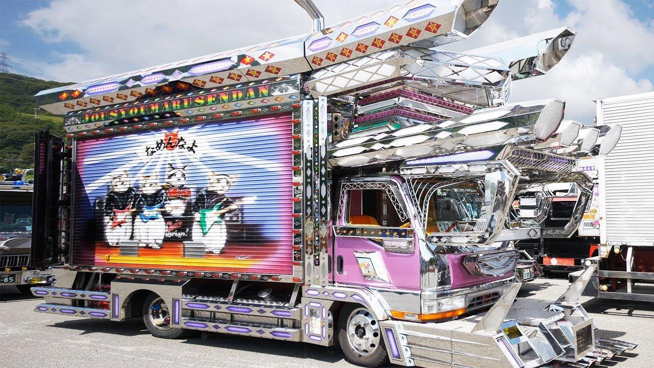 Camion Tuning le tuning extrême de camions au japon - youtube