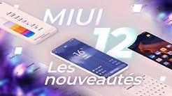 MIUI 12 : toutes les nouveautés de la nouvelle surcouche de XIAOMI !