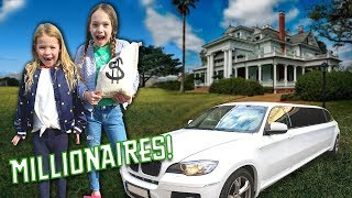 Will Addy and Maya Become Millionaires ???