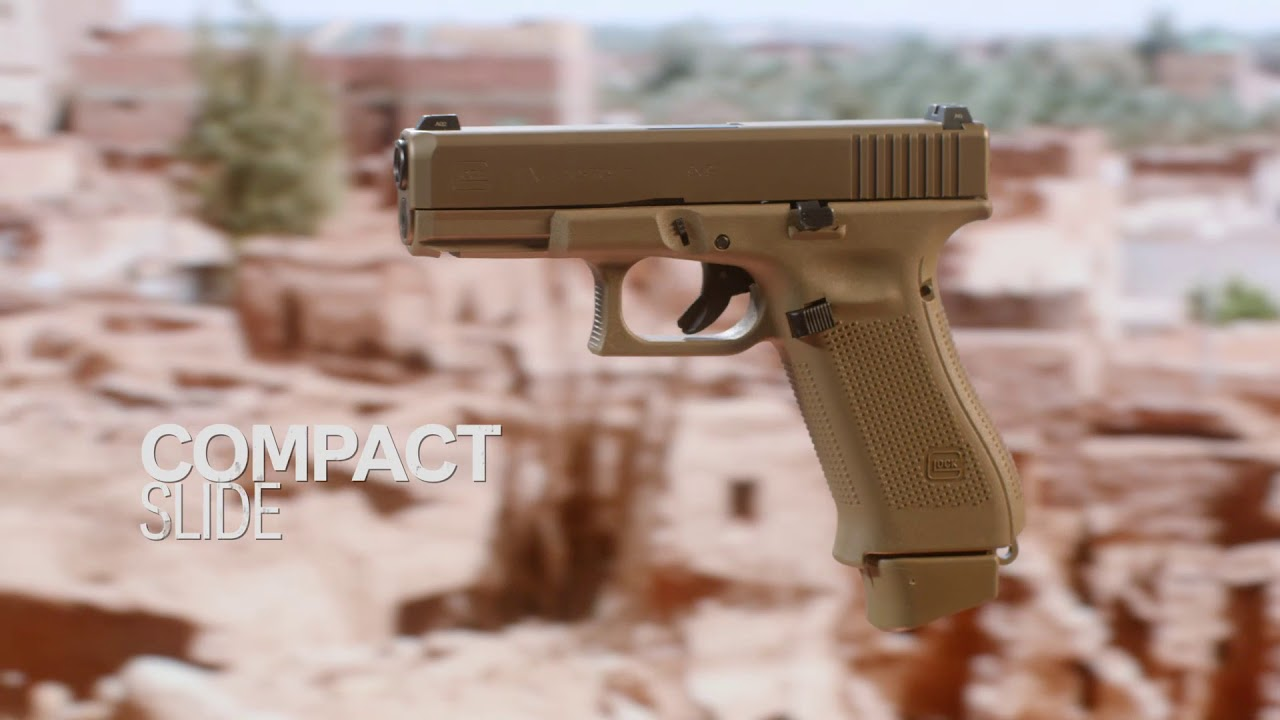 GLOCK 19X - Crossover to Confidence