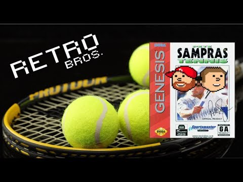 Ep 18 - Pete Sampras Tennis
