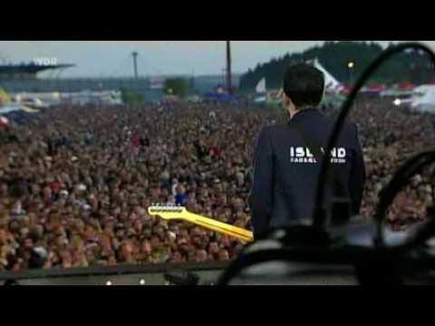 Placebo Twenty Years Rock Am Ring 2006