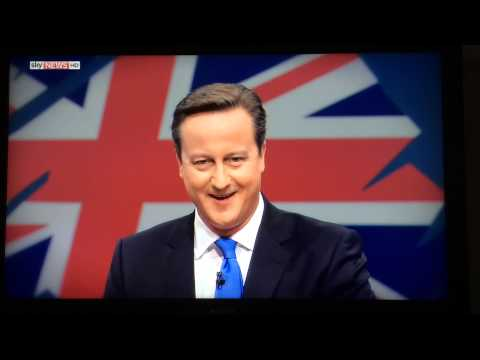 UK Political anthem - Cameron, Miliband, Clegg, Farage