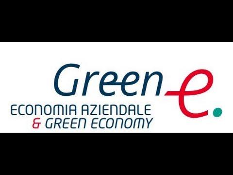 Economia Aziendale e Green Economy - Prof. Umberto Costantini
