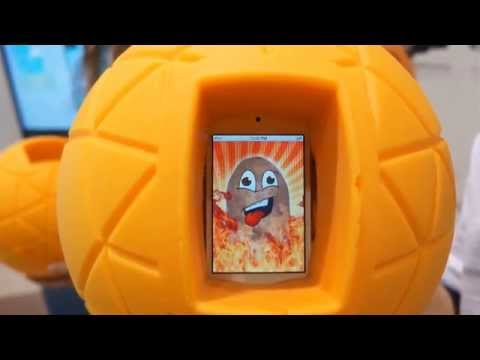 *********TheO Smart Ball Review | Physical Apps| Hottest Christmas Toys 2014/2015:))))))))