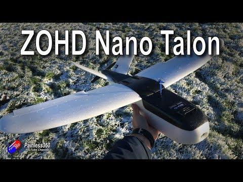 RC Reviews: ZOHD Nano Talon FPV Plane