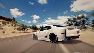 Forza Horizon 3 / ვაგრძელებთ SUPRA-სთვის ბრძოლას