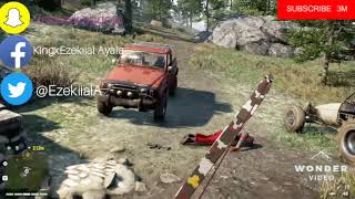 Some farcry 4 Random action