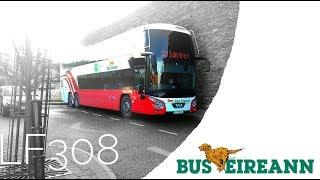 Bus Eireann VDL Bova Futura LF308 (172-D-23105)