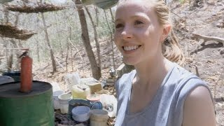Meth lab in the desert | Stacey Dooley Investigates: Meth and Madness in Mexico