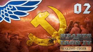HEARTS OF IRON 4 | MAO ZEDONG PART 2 - HOI4 WAKING THE TIGER Let