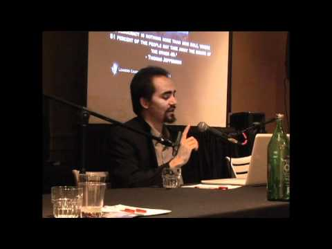 """Peter Joseph """"When Normality Becomes Distortion"""" [LCL, Oct 2011] [The Zeitgeist Movement]"""