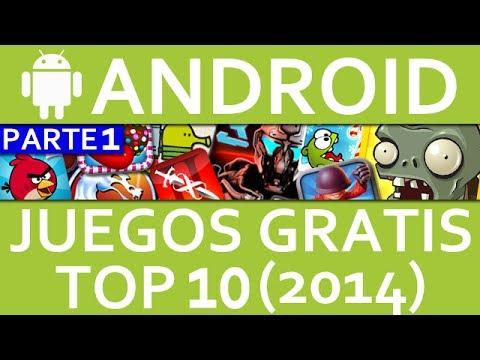 TOP 10 Juegos Para Android GRATIS 2014 | Los Mejores Juegos GRATUITOS | Parte 1 | Sticky Tech