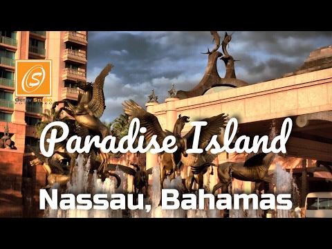 Paradise Island Walking Tour, Nassau, Bahamas