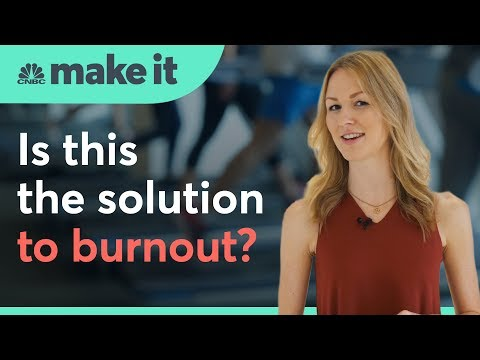 Fortune 500 CEOs swear by this training to prevent burnout | CNBC Make It Mp3