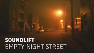 SoundLift - Empty Night Street (Original Mix)