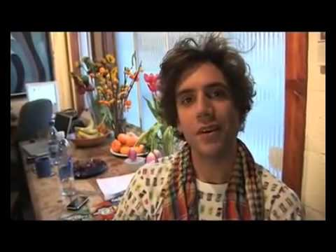 Mika in the Studio LA 2008