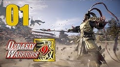 Dynasty Warriors 9 - Let's Play Part 1: Suppressing the Yellow Turbans