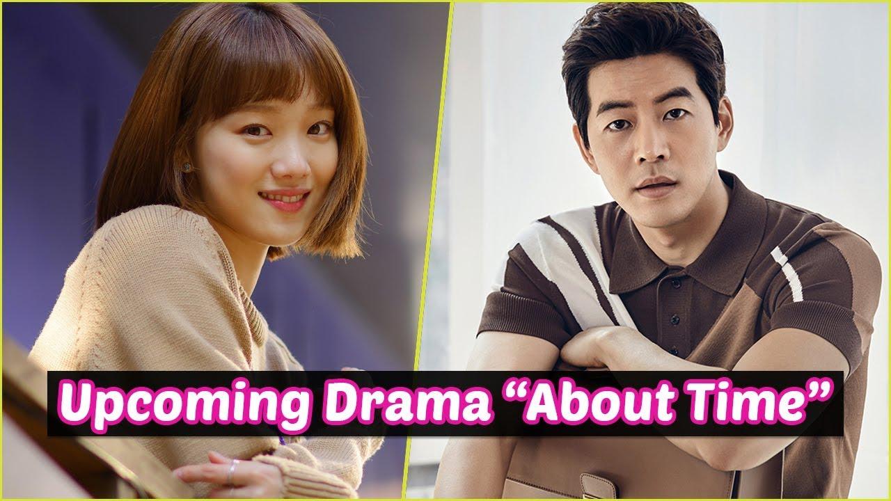 """""""About Time"""" Upcoming Korean Drama 2018 - Lee Sang Yoon ..."""