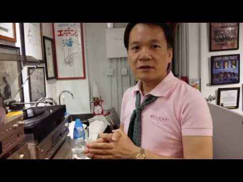 How to remove static noise from vinyl record with distilled water?  www.recordmuseum.hk