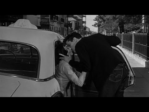 Elvis Presley - Scene from the movie King Creole (1958) HD