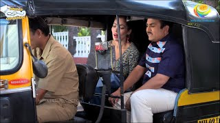 NEW! Ep 2967 - Jethalal Drops Babita! | Taarak Mehta Ka Ooltah Chashmah | तारक मेहता का उल्टा चश्मा