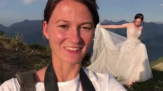 Блог. Свадьба в горах. Красная поляна.