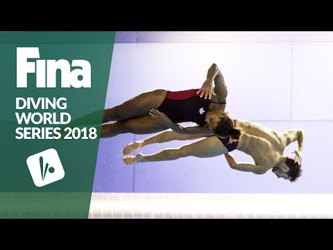 Get ready for the new FINA Diving World Series 2018 season!#DWS18
