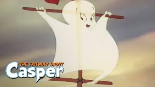 Casper Classics | Deep Boo Sea | Casper the Ghost Full Episode | Kids Cartoon | Videos For Kids